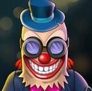 带面具的小丑